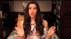 """""""What Girls Are Really Thinking"""" by Dani and Lauren Cimorelli. This is hilarious and partially accurate."""