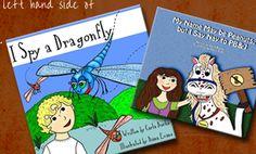 Cute children's book about a peanut allergy