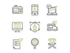 Infinite Iconography by Zach Roszczewski #Design Popular #Dribbble #shots