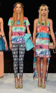 Mercedes-Benz Fashion Week : Spring 2013