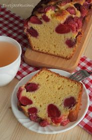 Plum Cake, Biscotti, Nom Nom, Cheesecake, Dessert Recipes, Cooking Recipes, Sweets, Cupcakes, Apple