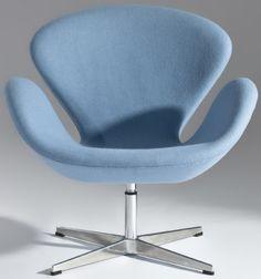 swan chair arne jacobsen