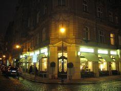 Bakeshop, Prague
