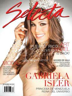 María Gabriela Isler, Miss Universe 2013. #GabrielaIsler #MissUniverse #MissUniverso #MissUniverse2013 #MissUniverso2013 #MissVenezuela