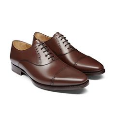 Noah Quarter Brogue Cap-toe - Arabica Full Grain - Jack Erwin