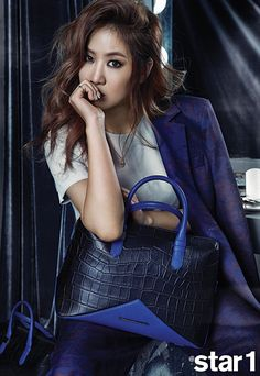 ~ Living a Beautiful Life ~ Sistar Soyu - @Star1 Magazine April Issue '15
