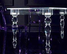 LuciteLux® table designby Colico Design