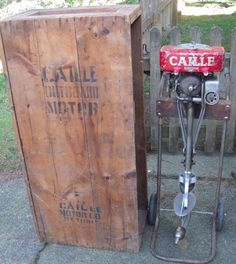 Caille Outboard Motor