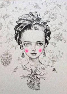 ¡Viva Frida! Artistas de todo el mundo retratan al ícono mexicano