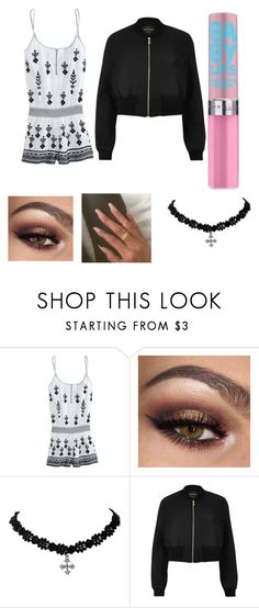 """Today's Outfit (read description)"" by oliviaballard04 ❤ liked on Polyvore featuring Calypso St. Barth and River Island"