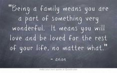 """original post--- """"For a wedding that blends families with children."""" But this is perfect for any partner marring into a bigger family I think. Own Quotes, Great Quotes, Quotes To Live By, Inspirational Quotes, Life Quotes, Best Wedding Vows, Wedding Quotes, Wedding Ideas, Diy Wedding"""