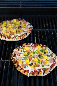 Grilled Pizzas - Cooking Classy