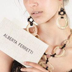 Alberta Ferretti via Instagram - SS16