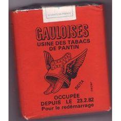 GAULOISES ROUGES
