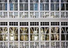 Miradores Spanish Architecture, Facades