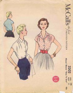 McCalls 1955 3202
