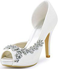 43 Most Wanted Wedding Shoes for Bride - Deer Pearl Flowers