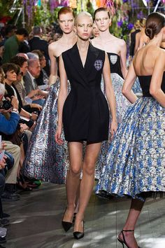 Christian Dior Spring 2014 Ready-to-Wear Collection  - ELLE.com