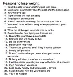 this is so wrong.. skinny isn't the only pretty, as long as you are healthy non of this matters