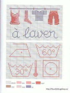 Lessive - Linge - Clothes