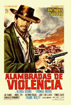 Alambradas de violencia-1966