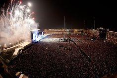 Paul mcCartney & 250.000 fans in Mexico-City