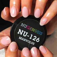 NU 126Marvalous - Nail Dipping Powder This product is for nail & beauty professional use only. Not for resale. Actual color may differ slightly from pho...