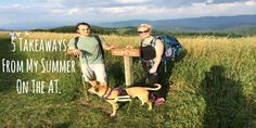 5 Takeaways From My Summer On The AT. - Appalachian Trials #apptrails #thruhiking #backpacking #travel