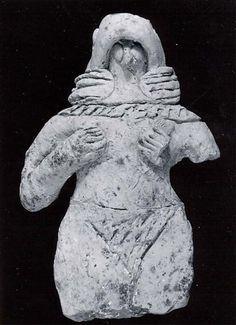 Figurine Ur III 2100–2000 B.C.