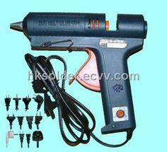 Temperatue Adjustable Hot Melt Glue Gun (HK-307) (HK-307) - China Hot melt glue gun, Hanke