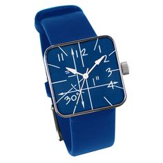 Blueprint Watch - Multiple Colors