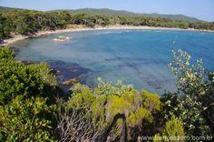 praia de L'espagnol, no sul da França