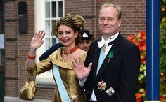Zoon prins Carlos wil erkend worden