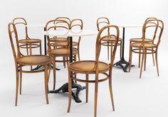 Chair #14. Michael Thonet ( 1859 )