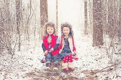 Snowy session idea!