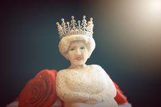 diamond encrusted jubilee cake
