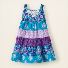 Baby Girls Clothes, Sleepwear, Sweaters, Skirts, Shoes, Dresses & Pants | Clothing Sizes 6m-4t | The Children's Place