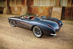 1959 Chevrolet Corvette Maintenance of old vehicles: the material for new cogs/casters/gears/pads could be cast polyamide which I (Cast polyamide) can produce
