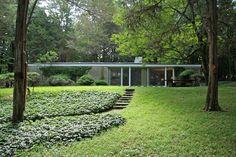 Retrophile — roomonfire-good-design: The first house designed...