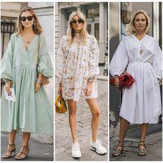 ¡Dresses! Estampados, cortos o largos estos son los vestidos de la próxima temporada. De esta tendencia paso...jaja ¿Uds? AS.- . . . #dress… Shirt Dress, Summer, Shirts, Instagram, Dresses, Fashion, Vestidos, Haha, Seasons