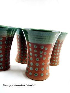 Hey, I found this really awesome Etsy listing at https://www.etsy.com/listing/90498197/ceramic-tumbler-pottery-cups-earthy