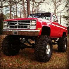 Awesome Chevy Truck