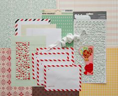 studio calico kit for january... absolutely adorable!
