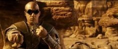 """http://triangleartsandentertainment.org/wp-content/uploads/2013/09/Riddick-300x127.jpg - """"Riddick"""" Goes Back to Basics with Middling Results -  Richard B. Riddick is the best character Vin Diesel will probably ever play. The murderous convict who can see in the dark plays to all of the actor's strengths, making the man a quiet, brooding, calculating badass. After """"The Chronicles of Riddick"""" destroyed the franchise,... - http://triangleartsandentertainment.or"""
