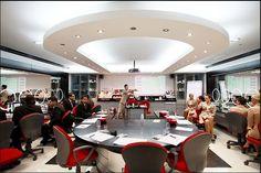 Inside Look: Emirates Flight Attendant Training School ~ Cabin Crew Photos Emirates Flights, Emirates Airline, Aviation College, Emirates Cabin Crew, Aviation Quotes, Airline Cabin Crew, Training School, Attendance, Flight Attendant