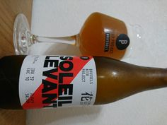 Soleil Levant 2017 Soleil Levant Limited Edition 2017 Alc.55%Vol. e33cl Beer Project Brussels Antoine Dansaert 188 B-1000 Brussels www.beerproject.be