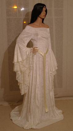 vestito medioevale spiaggia abito da sposa e di camelotcostumes