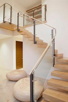 designs descaliers avec garde corps en verre archzinefr
