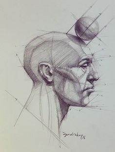 Ferhat Edizkan is a Turkish pencil sketch artist. Ferhat Edizkan is an artist who uses an extraordinary technique in his drawings. Anatomy Sketches, Anatomy Art, Anatomy Drawing, Drawing Sketches, Art Drawings, Head Anatomy, Sketching, Drawing Heads, Life Drawing