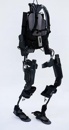 eLegs Exoskeleton                                                                                                                                                                                 Más